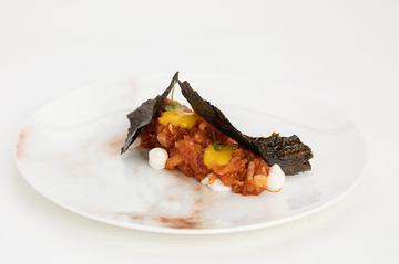 Peixe medio galego medio nikkei  |  3,50€