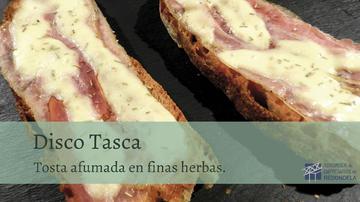 TOSTA AFUMADA EN FINAS HERBAS