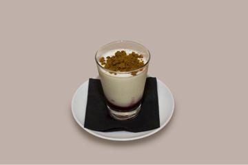 Cremoso de yogur
