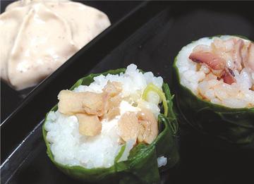 Sushi ao noso estilo