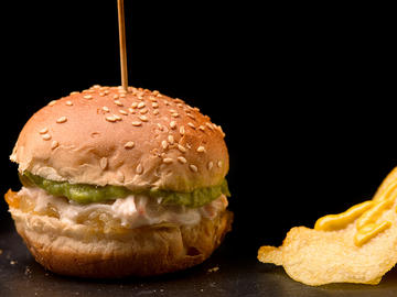 Cangrejo-Burger